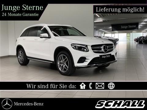 Mercedes-Benz GLC 250 d AMG INTELLIGENT AMG