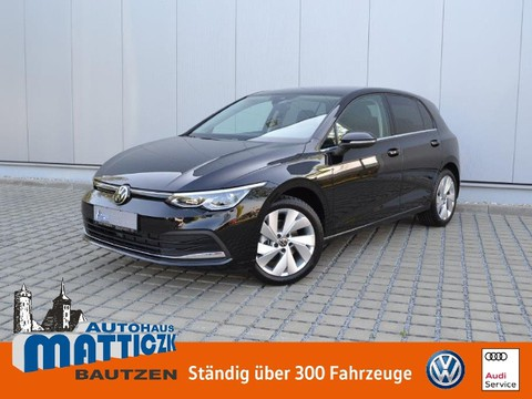 Volkswagen Golf 1.5 TSI VIII 150 STYLE PRO VZE