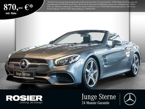 Mercedes-Benz SL 400 AMG Line