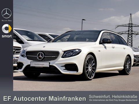 Mercedes E 43 AMG T MultiLED