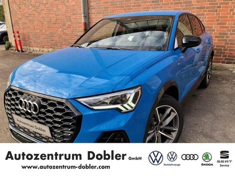 "Audi Q3 Sportback 2x S-line 35 TFSI"""