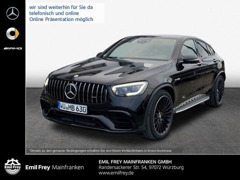 Mercedes-Benz GLC 63 AMG S Coupe Perf Abgas NightP