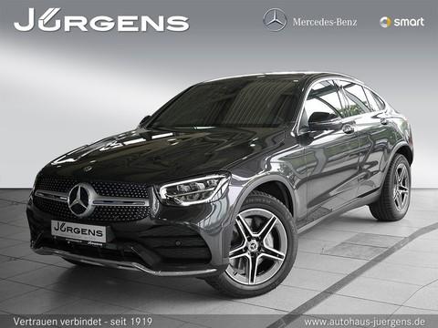 Mercedes-Benz GLC 300 Coupé AMG Spur-P °
