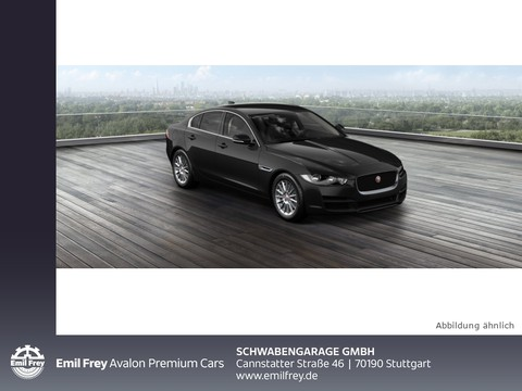 Jaguar XE D200 AWD R-Dynamic Black 150ürig (Diesel)