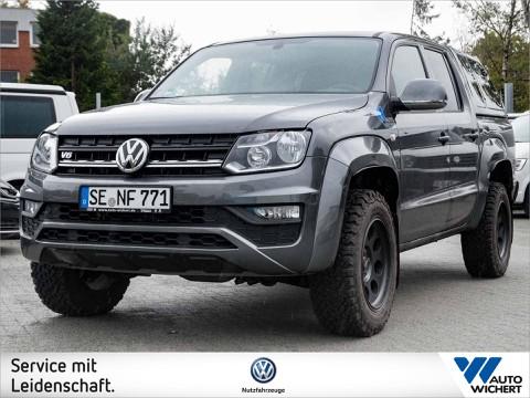 Volkswagen Amarok 3.0 TDI DubleCab Comfortline