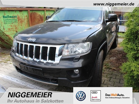 Jeep Grand Cherokee 3.0 I CRD Limited