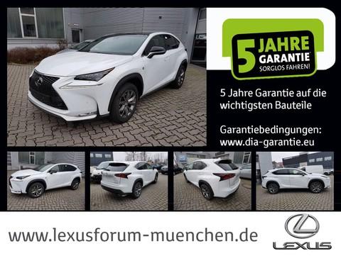 Lexus NX 200 t F-Sport AWD Prem