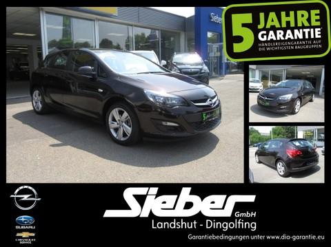 Opel Astra 1.4 J Turbo Style