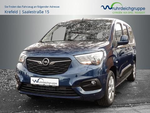 Opel Combo 1.2 Life E Edition XL Turbo EU6d Multif Lenkrad