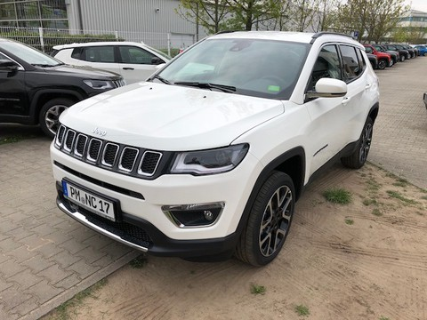 Jeep Compass 1.4 l MultiAir MY18-Limited Auto9 4 J