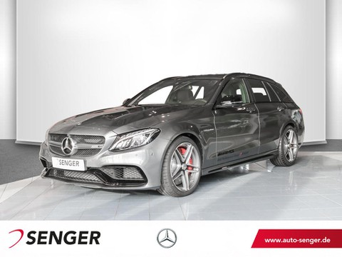 Mercedes C 63 AMG S Drivers-Package Perf Abgas