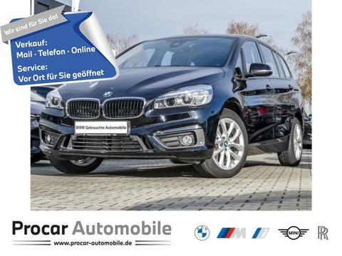 BMW 220 Gran Tourer Advantage Fin