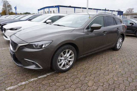 Mazda 6 UPGRADE2015 150 FWD Exclusive-Line