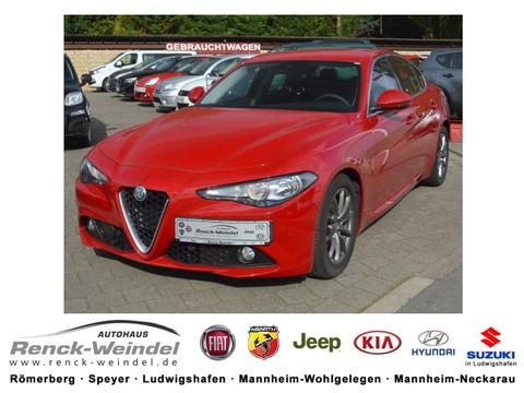Alfa Romeo Giulia Super Beheizb Frontsch Multif Lenkrad