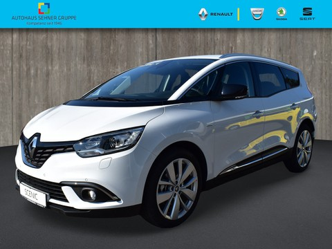 Renault Grand Scenic Limited Deluxe TCe 140 GPF