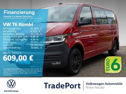 Volkswagen T6 Kombi 2.0 TDI T6 1 Transporter Kombi