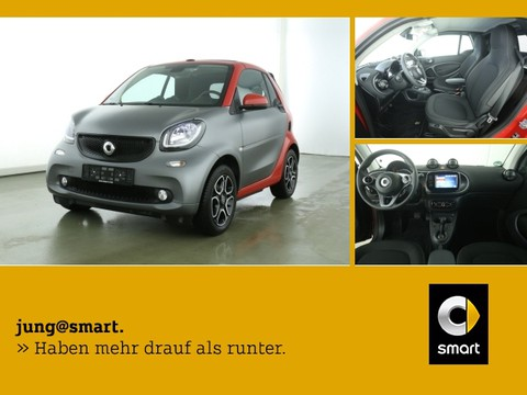 Smart ForTwo Cabrio Cool&Mediap &Sensorp