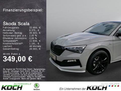 Skoda Scala ABT Edition S 190 Sportfahrwerk vo hi beheizb Lenkrad und Frontscheibe elektr Fernlichtassistent