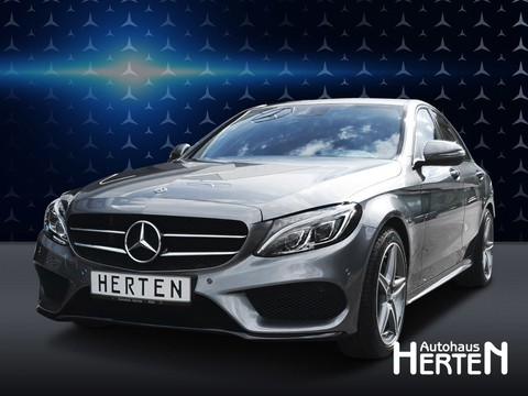 Mercedes-Benz C 180 AMG Line Intelligent Light Spur-Paket