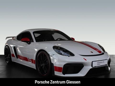 Porsche Cayman 718 GT4 Sports Cup Edition Vollschale