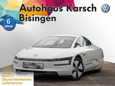 Volkswagen XL1 Limitierter Supersparwagen Diesel-Hybrid