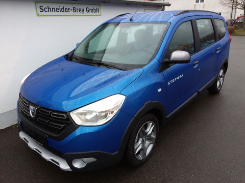 Dacia Lodgy Stepway Blue dCi 115
