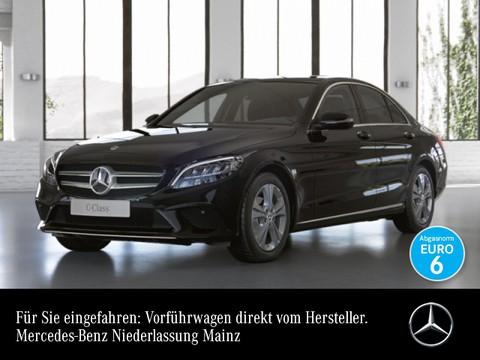 Mercedes-Benz C 200 d AVANTG Spur