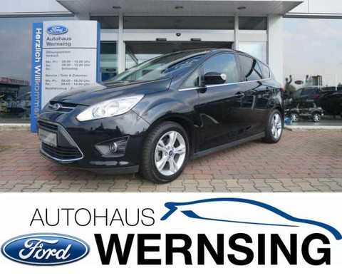 Ford C-Max Champions-Edition Business-&
