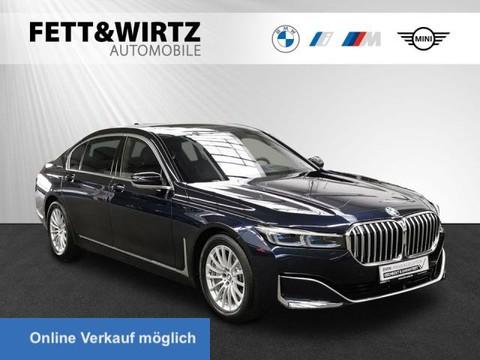 BMW 745 Le xDrive TV Laser Mass