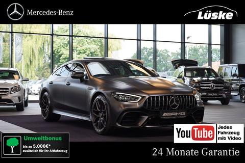 Mercedes-Benz AMG GT 43 MAGNO Massage Kreuzspeiche