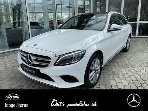 Mercedes-Benz C 200 T HighEnd Komfort AssistPaket