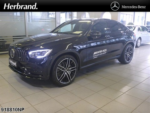 Mercedes-Benz GLC 43 AMG Coupe °