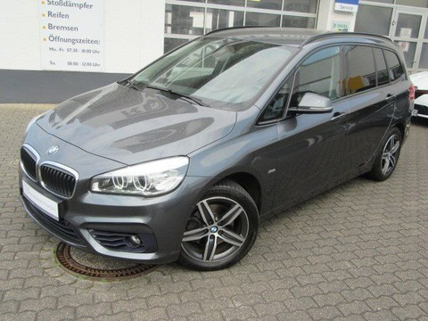 BMW 218 d Sport Line