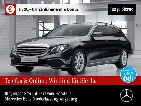 Mercedes-Benz E 220 d T Exclusive Fahrass COM ° Spieg