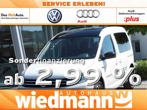 "Volkswagen Caddy 1.4 l TSI Edition """