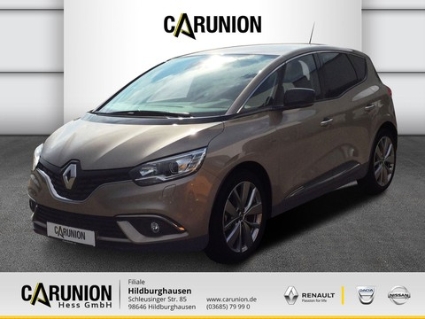 Renault Scenic LIMITED Deluxe TCe 140 GPF