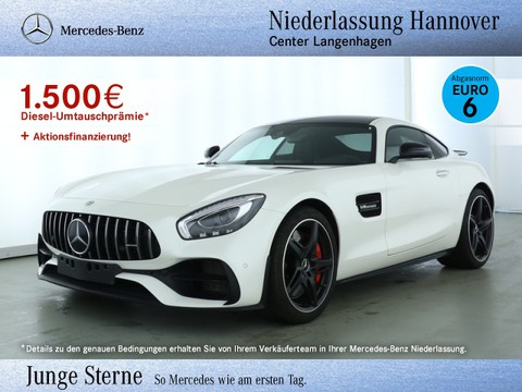 Mercedes AMG GT S Cp
