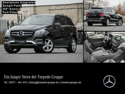 Mercedes-Benz GLE 250 d ° EASY-PACK 19""
