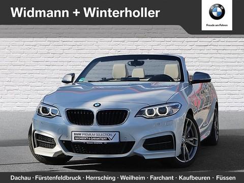 BMW M240i Cabrio Ad Fahrwerk 457EUR brutto o Anz