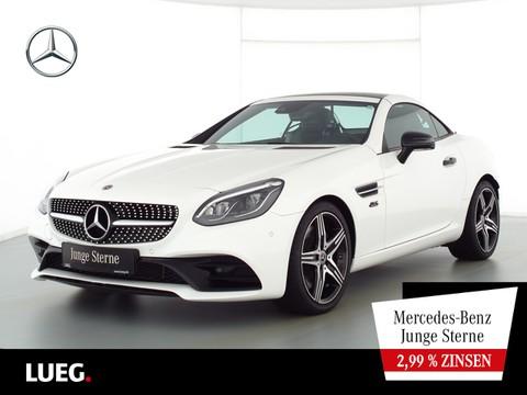 Mercedes-Benz SLC 300 AMG COM AIRSC Mem SpurP FINALEdt