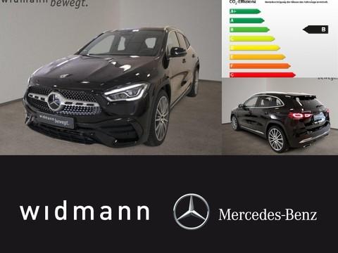 Mercedes-Benz GLA 220 d AMG Fahrassist