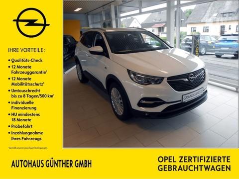 Opel Grandland X 1.2 Edition LENKRADH