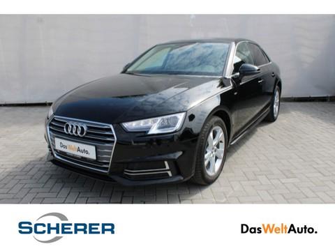 Audi A4 2.0 TDI sport S-line