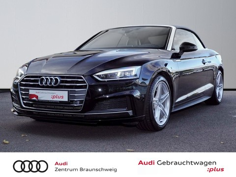 Audi A5 2.0 TDI Cabriolet sport S Line