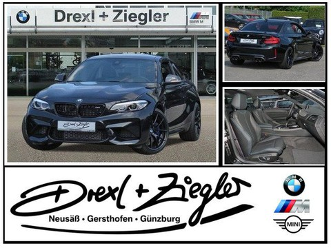 BMW M2 Coupé Black Shadow Edition 1er v 700 wel