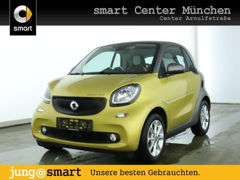 smart ForTwo coupé 60kWed passion ERST 75KM