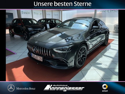 Mercedes-Benz AMG GT 43 ° AKTIV-SITZE