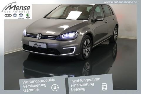 Volkswagen Golf VII e-Golf Comfortline FrontAs