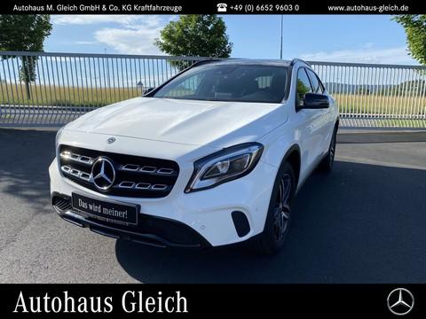 Mercedes-Benz GLA 180 Sport Utility Vehicle Urban