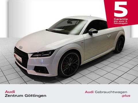 Audi TT 2.0 TFSI Coupé S line competition